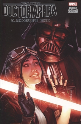 Picture of STAR WARS DOCTOR APHRA TP VOL 07 ROGUES END