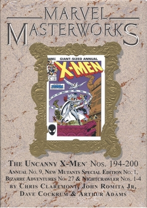 Picture of MMW UNCANNY X-MEN HC VOL 12 DM VAR ED 287