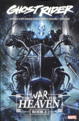 Picture of GHOST RIDER TP BOOK 02 WAR FOR HEAVEN
